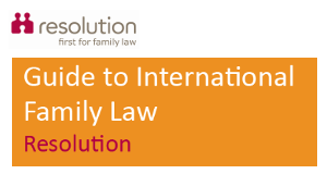 Guide to International Family Law