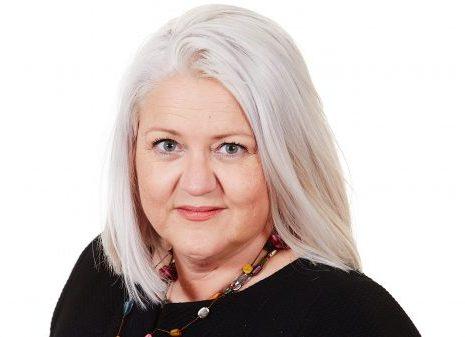 Juliet Harvey Resolution National Chair