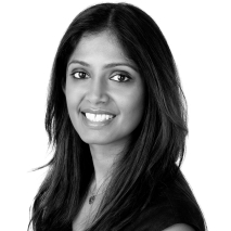 Priya Palanival Head Shot