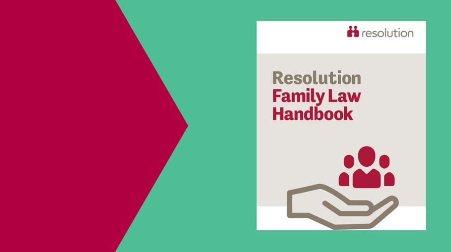 New Family Law Handbook